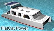 Autarke Solaryacht, Elektroantrieb, Solarboot